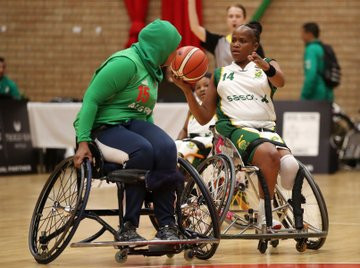 Algeria's women on brink of securing Tokyo 2020 berth at IWBF Afro Paralympic Qualifiers