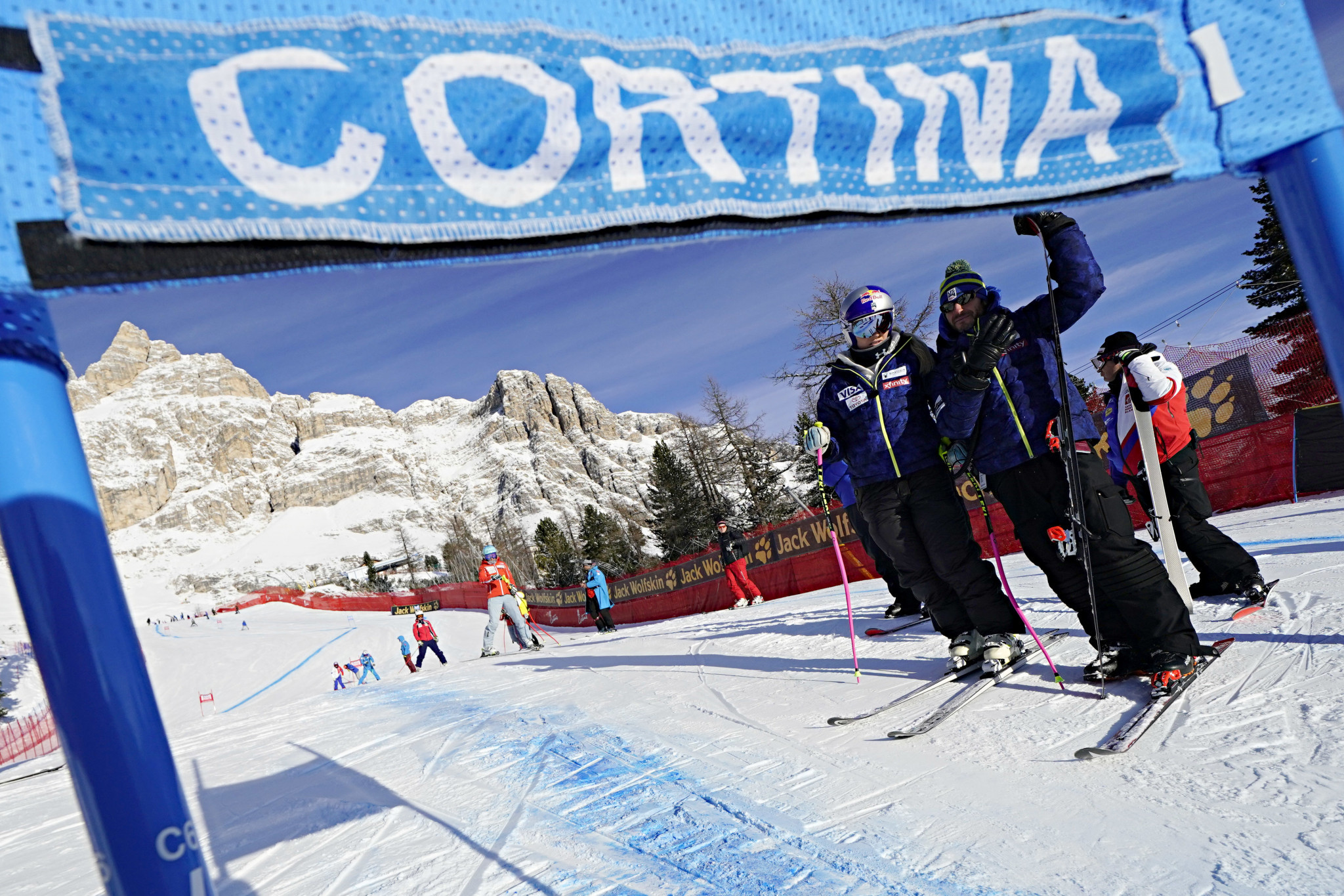 Cortina d'Ampezzo set for world's longest skiable route once new lifts are built