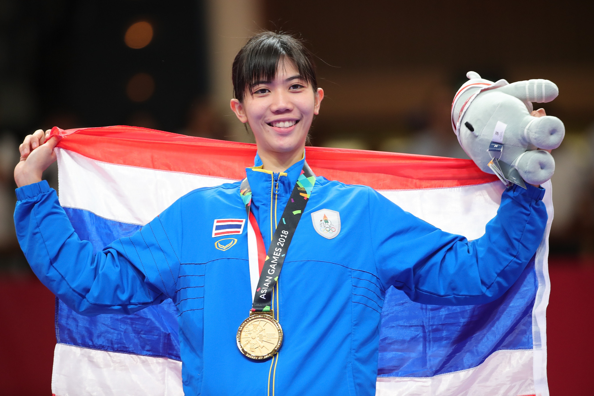 Thai taekwondo star Wongpattanakit predicts being in peak condition at Tokyo 2020