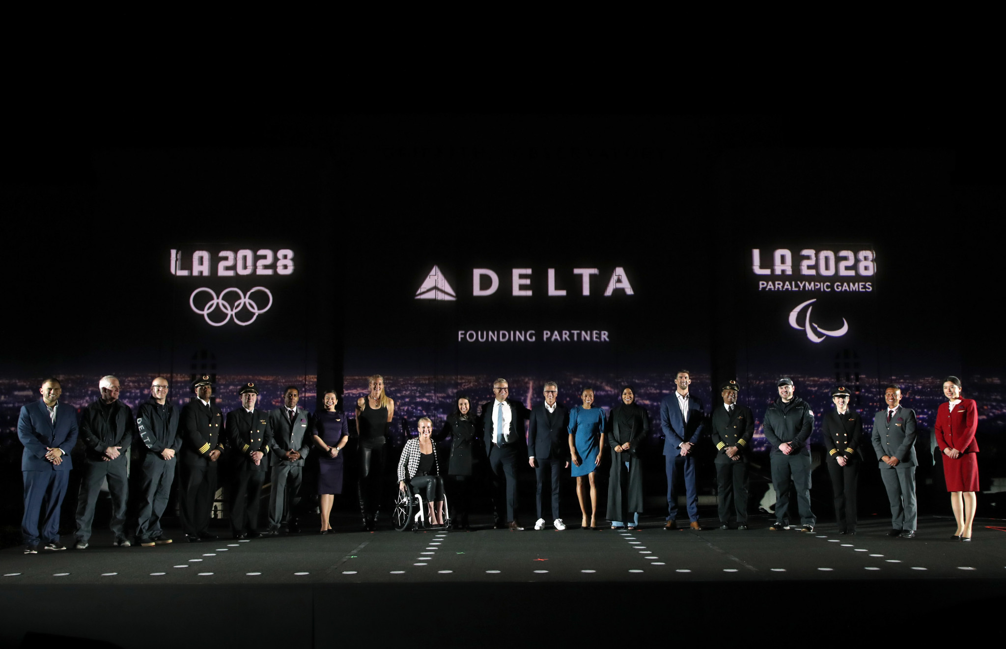 Los Angeles 2028 sign Delta Air Lines as inaugural founding partner