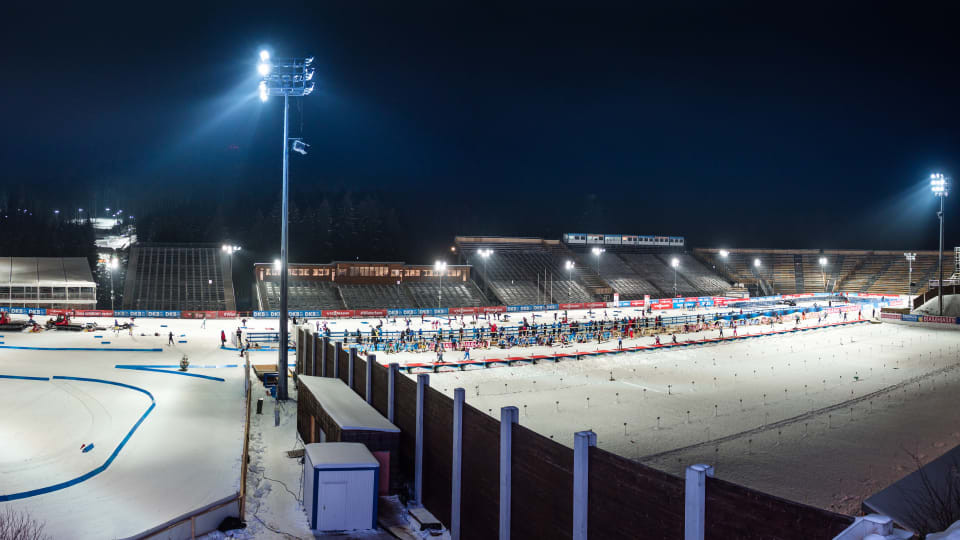 Biathlon World Cup in Czech Republic to be closed to fans because of coronavirus