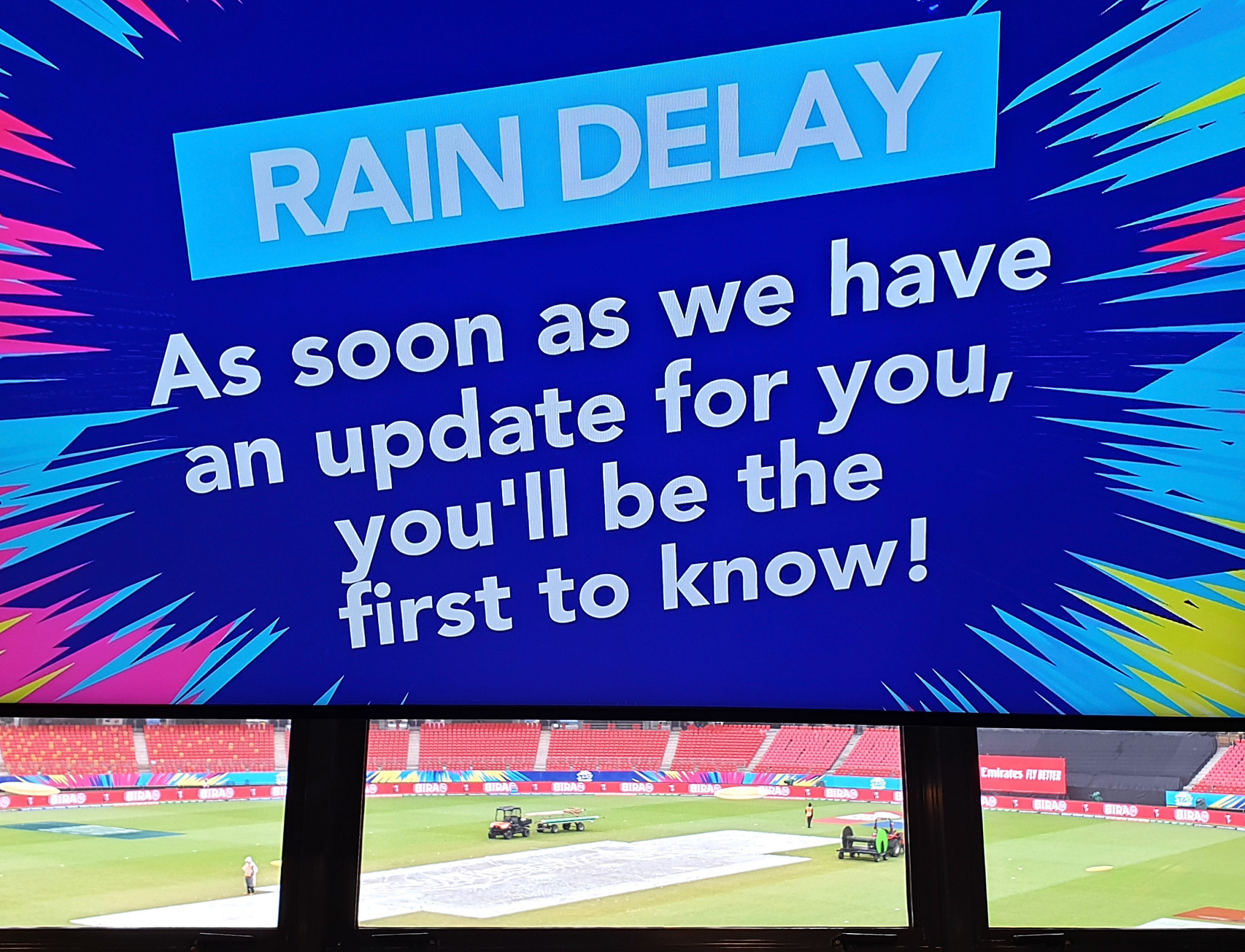Semi-final matches confirmed at Women's T20 World Cup as rain spoils last group games
