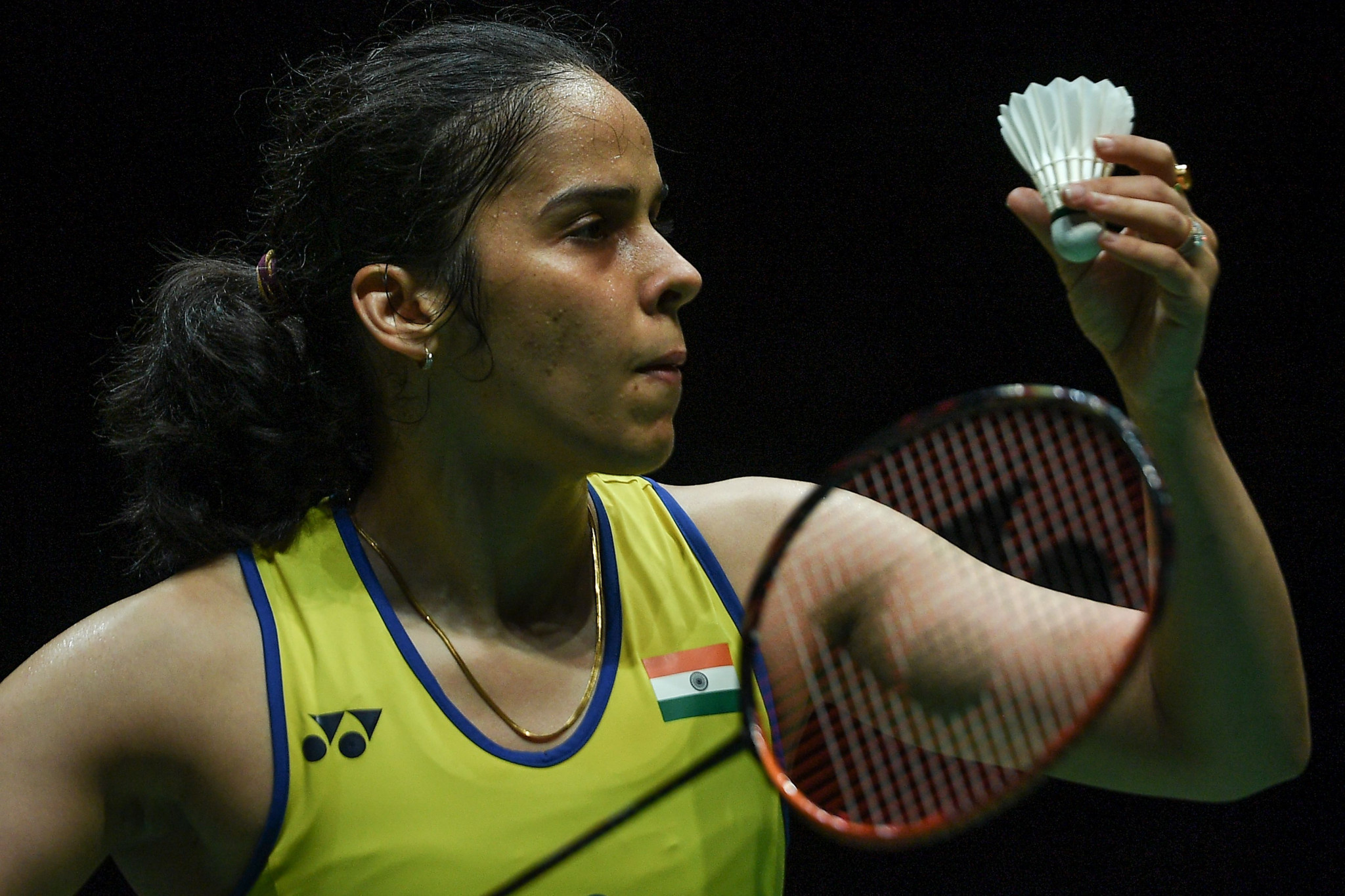"Saina Nehwal said that not extending the qualification window would be ""unfair"" ©Getty Images"