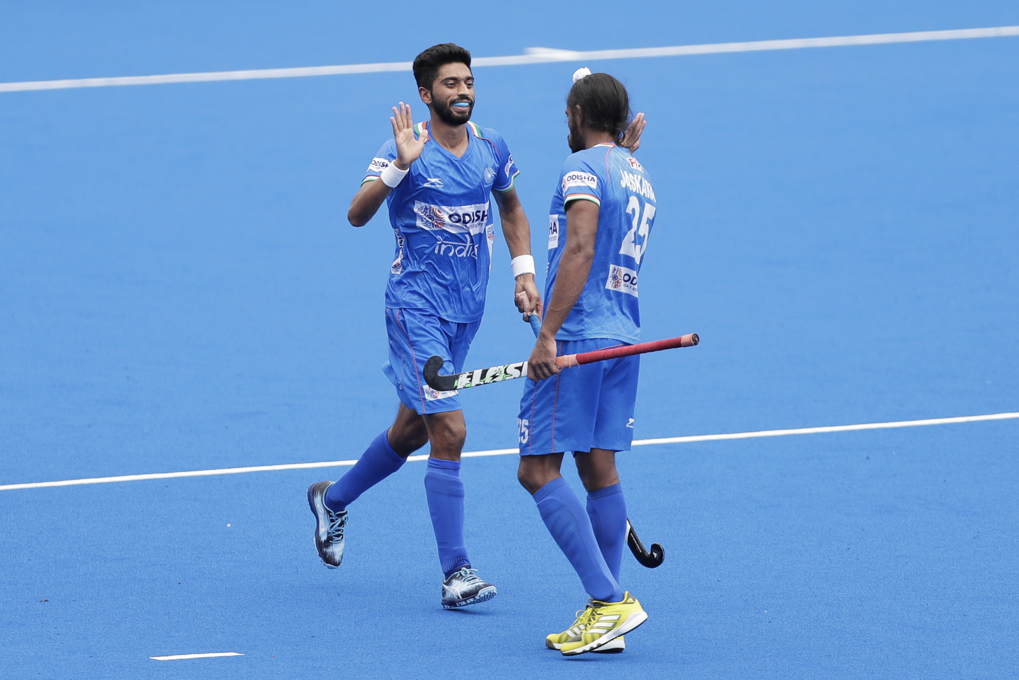 India achieve all-time high in men's FIH world rankings