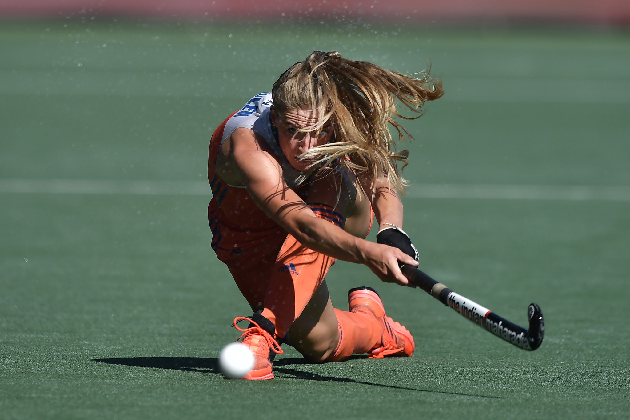 The Netherlands top the women's FIH world rankings ©Getty Images