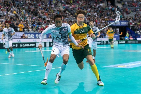 Nations such as Australia were represented in the virtual competition ©IFF