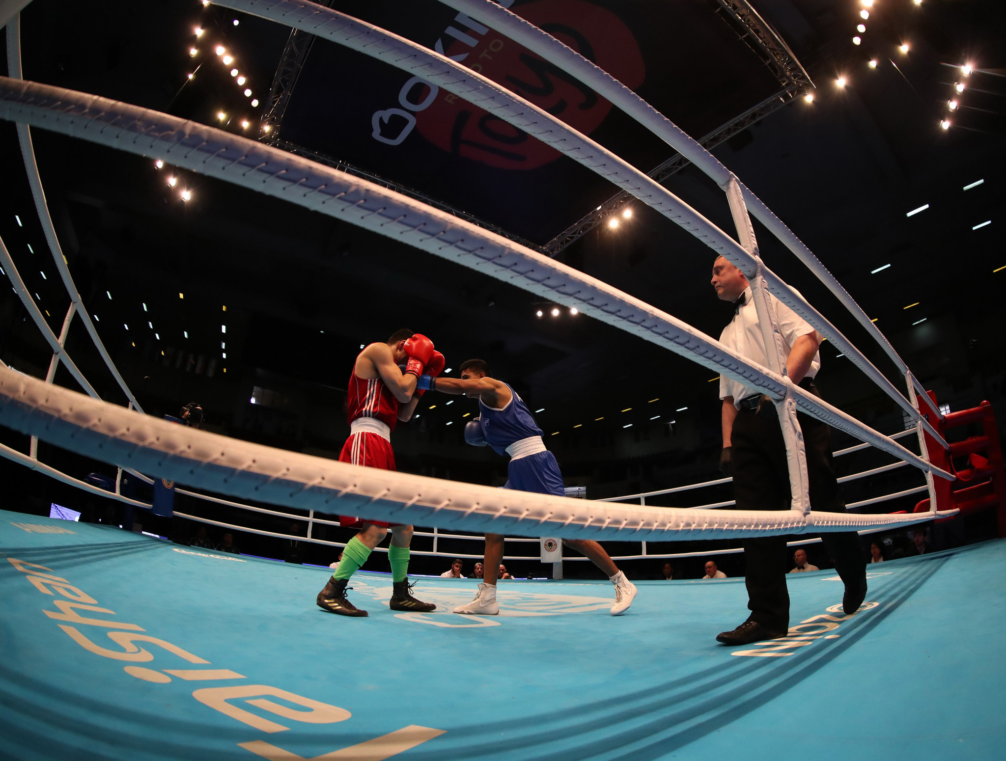 Youth Olympic champion among winners as Asia-Oceania Tokyo 2020 boxing qualifier begins