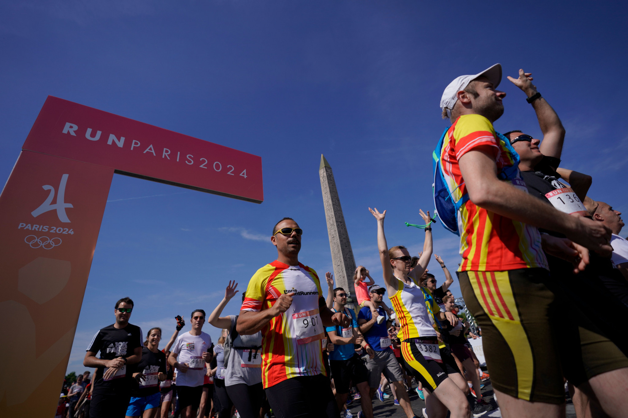 Place de la Concorde is set to host urban sports events at the Games ©Getty Images