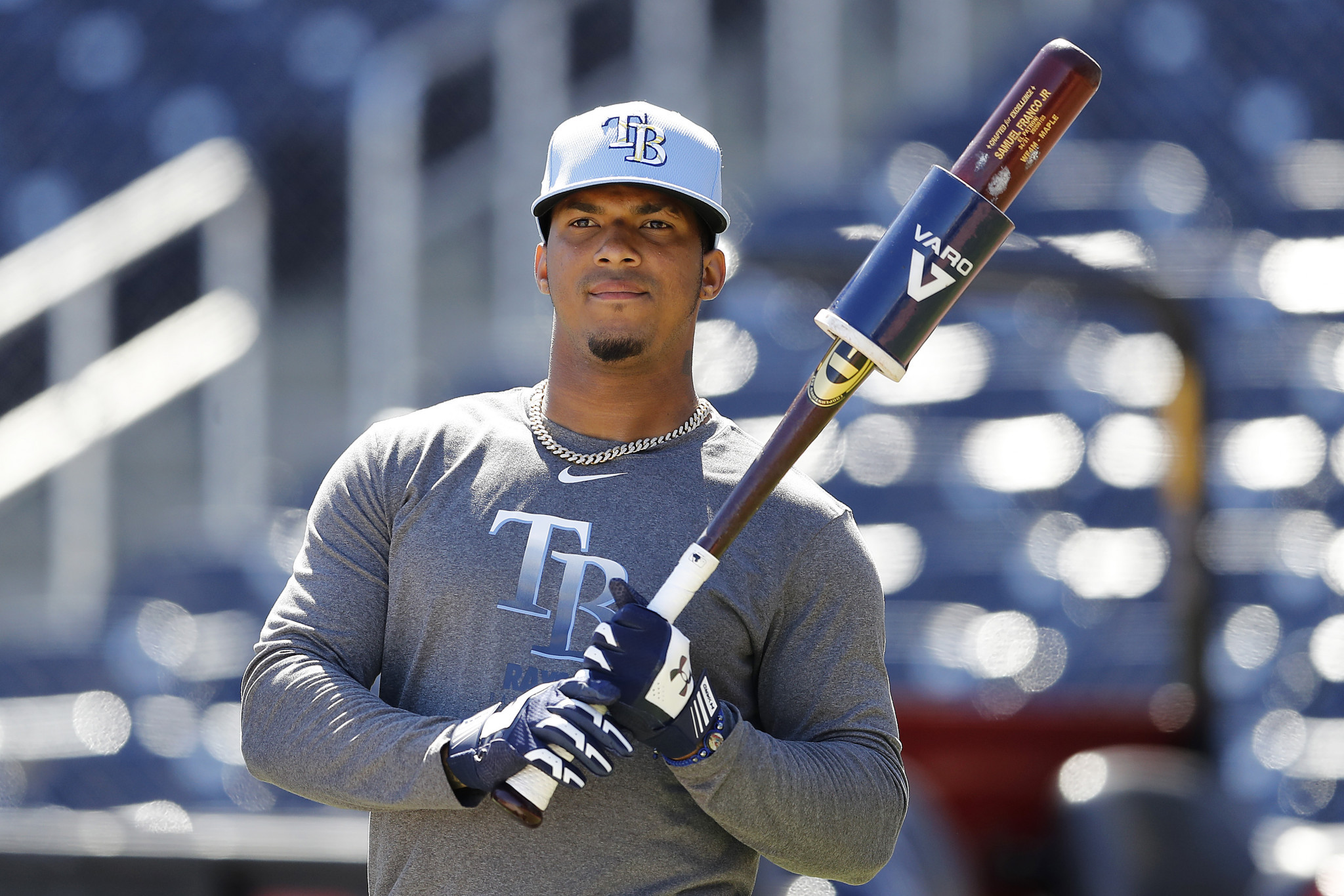 Top baseball prospect Franco to play for the Dominican Republic in Olympic qualifier