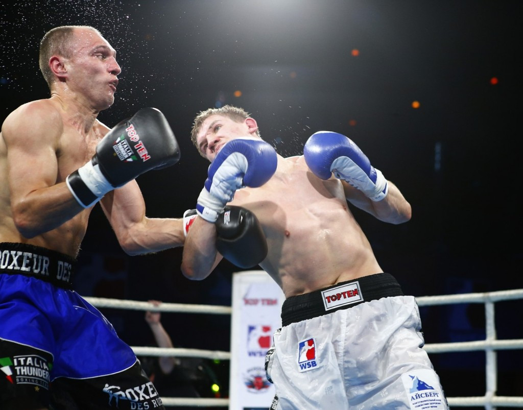 Russian Boxing Team move to brink of World Series of Boxing semi-finals with whitewash victory