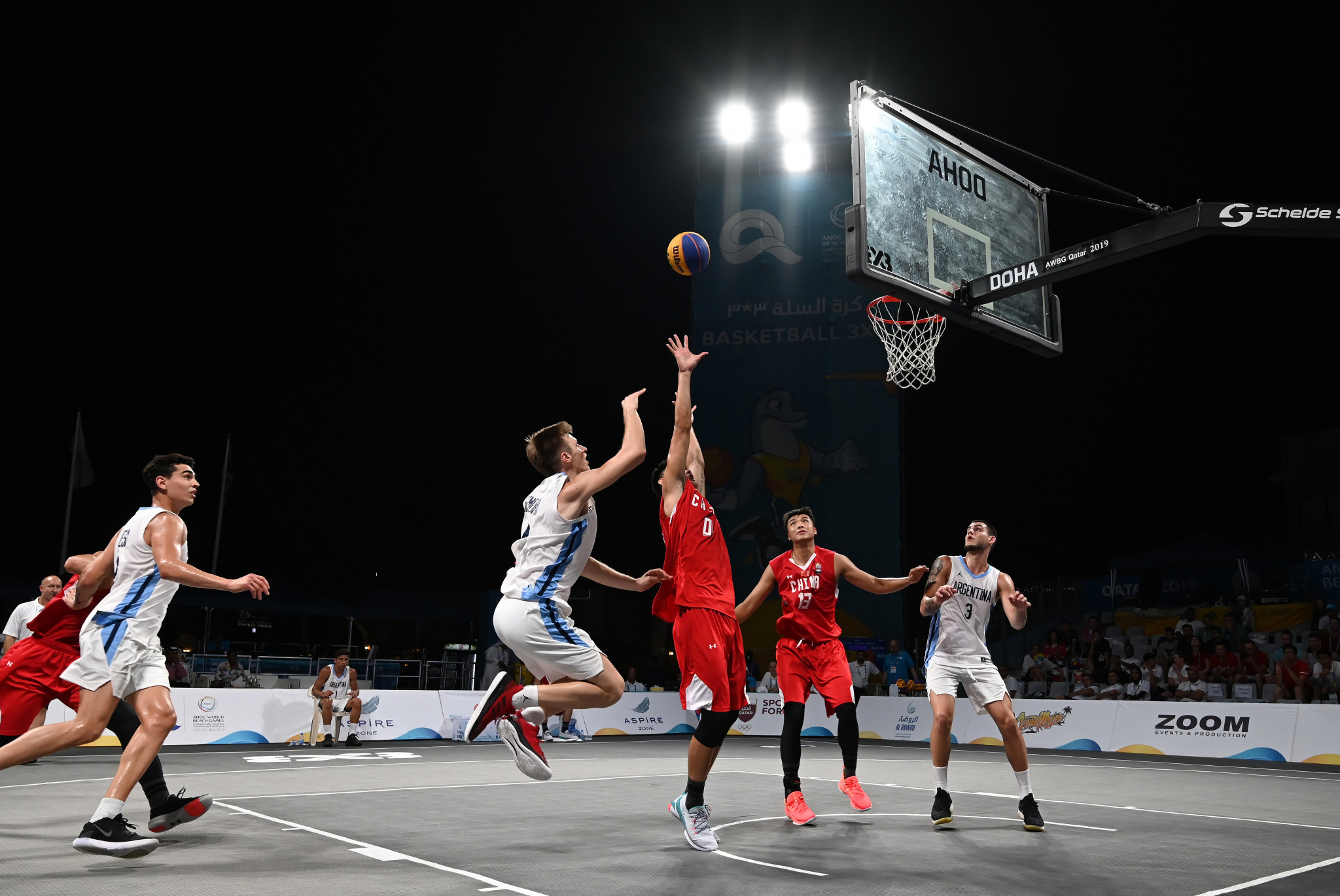 FIBA postpone 3x3 basketball Olympic qualifier in India over coronavirus