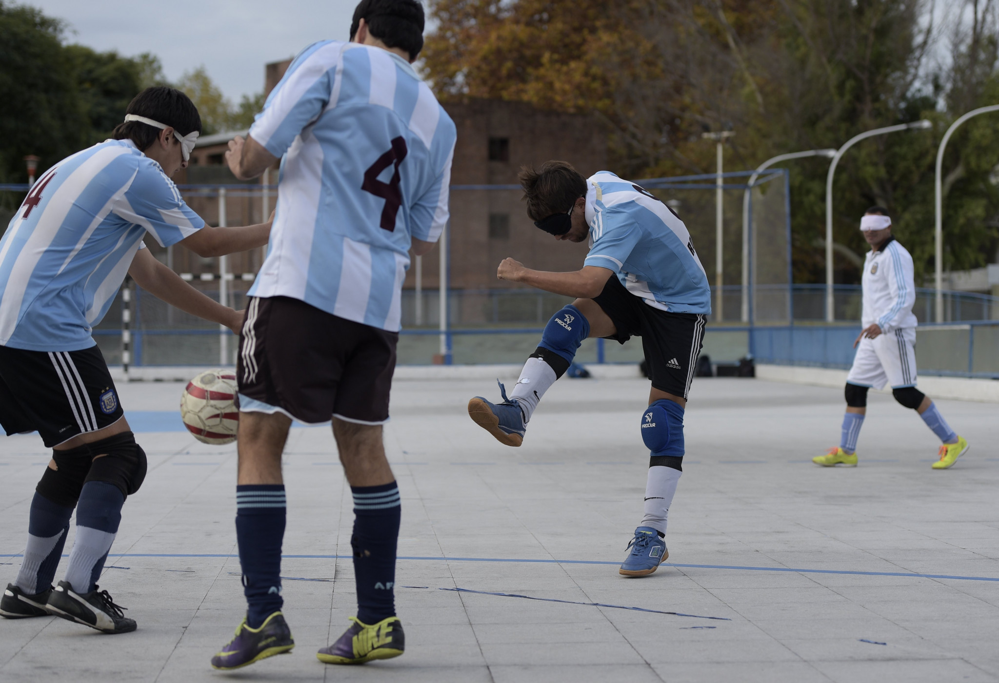 Argentina retain top spot at IBSA blind football ranking