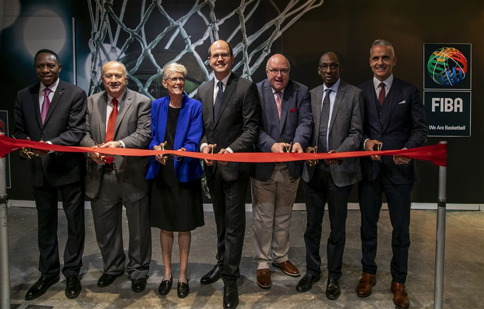 FIBA Americas unveil new headquarters in Miami