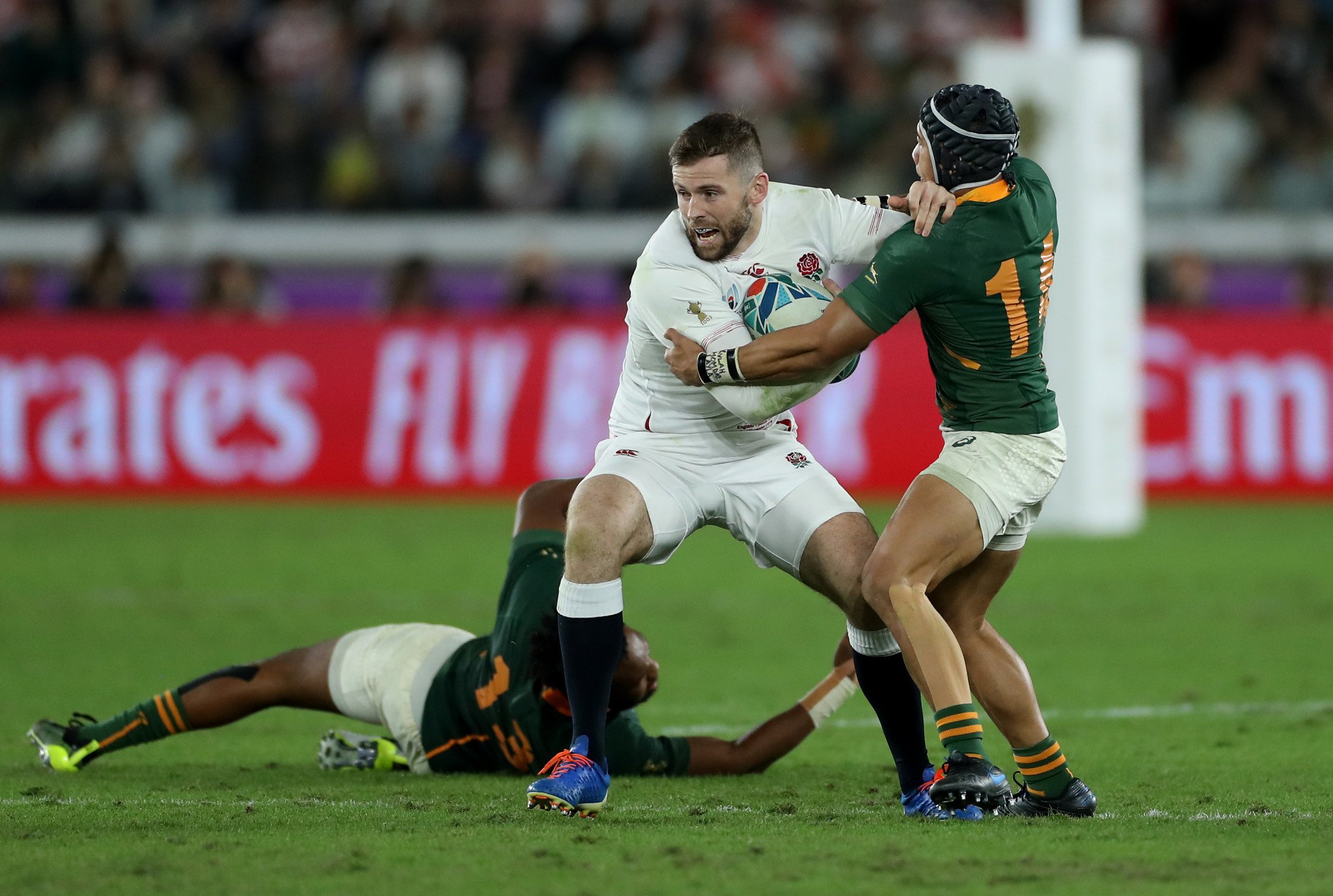 World Rugby report reduction in concussion rates at Japan 2019