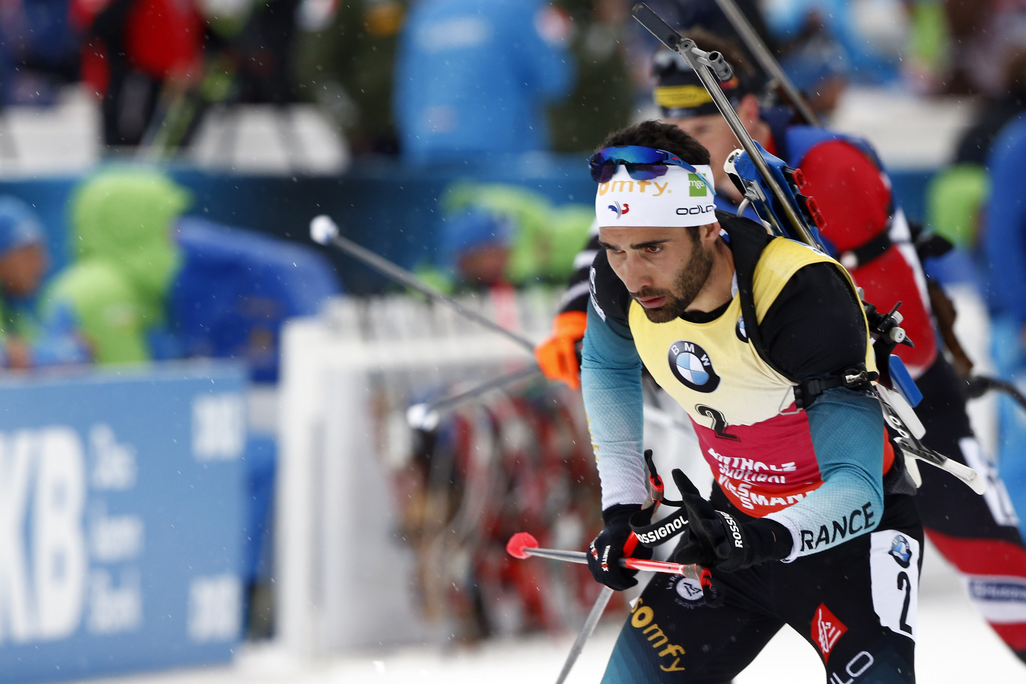 IBU World Cup season set to continue in front of empty crowd in Czech Republic