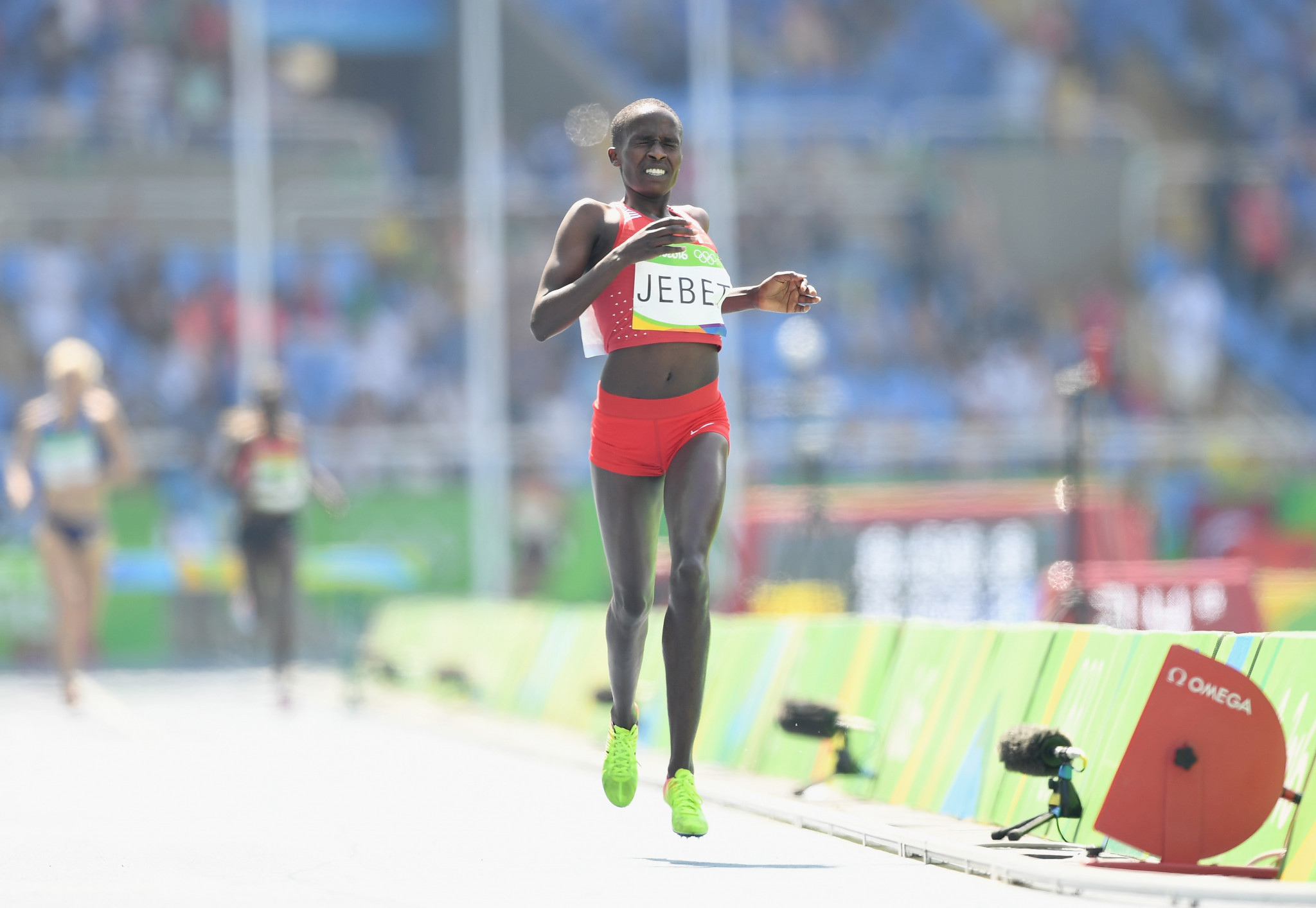 Olympic steeplechase champion Jebet handed four-year doping ban