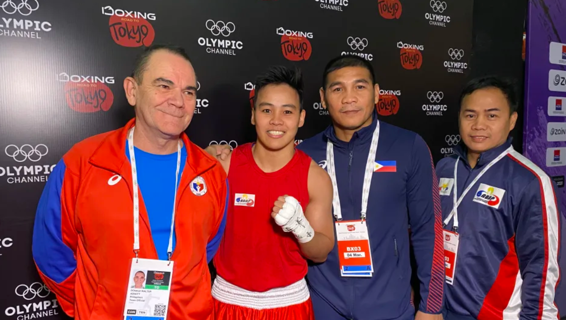 World champion Petecio breezes through at Asia-Oceania Olympic boxing qualifier