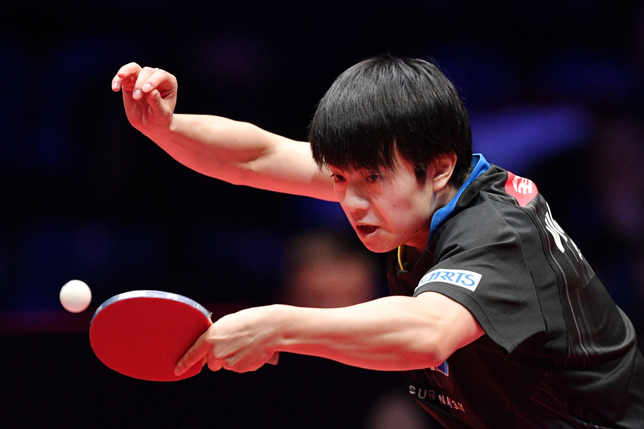 Japanese trio among qualifiers for main draw at ITTF Qatar Open