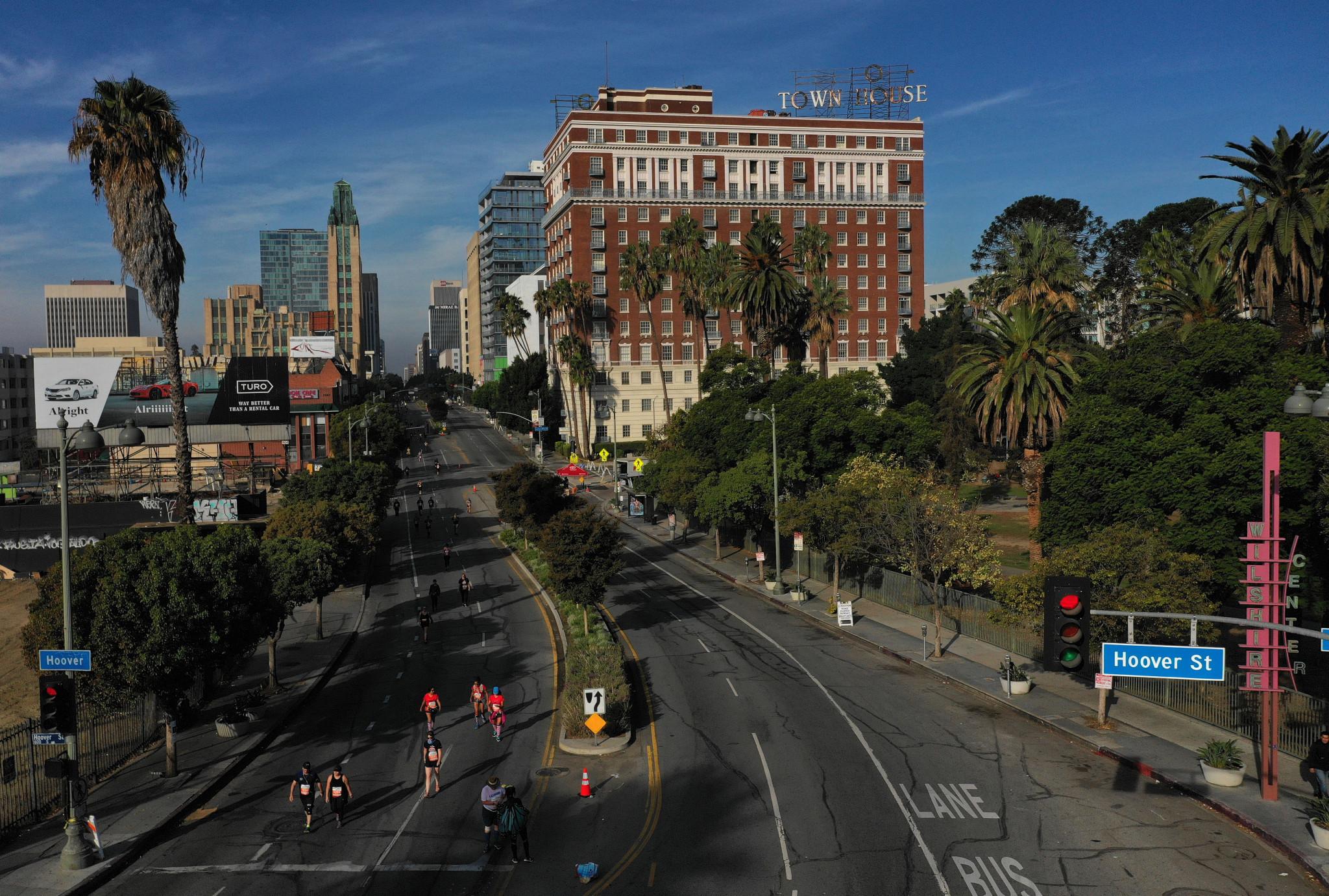 Los Angeles Marathon to go ahead as planned despite coronavirus fears