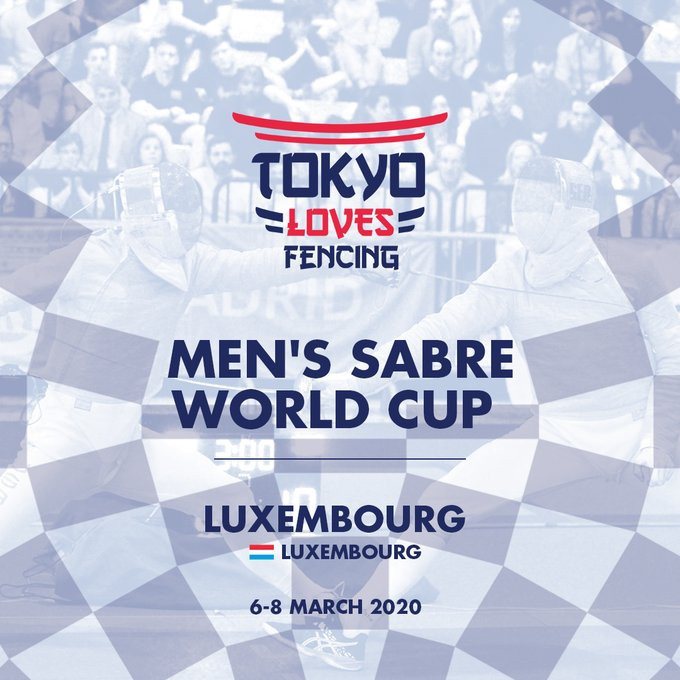FIE Sabre World Cups and Épée Grand Prix set to begin across Europe