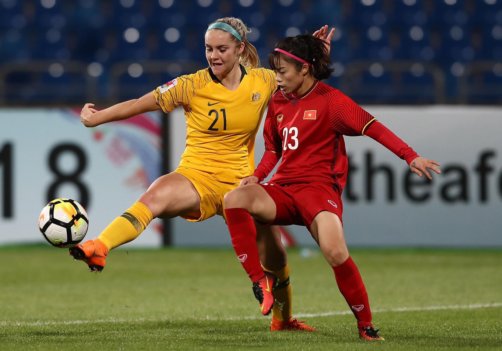 Vietnam aim for debut Olympic Games in women's football qualifying match against Australia