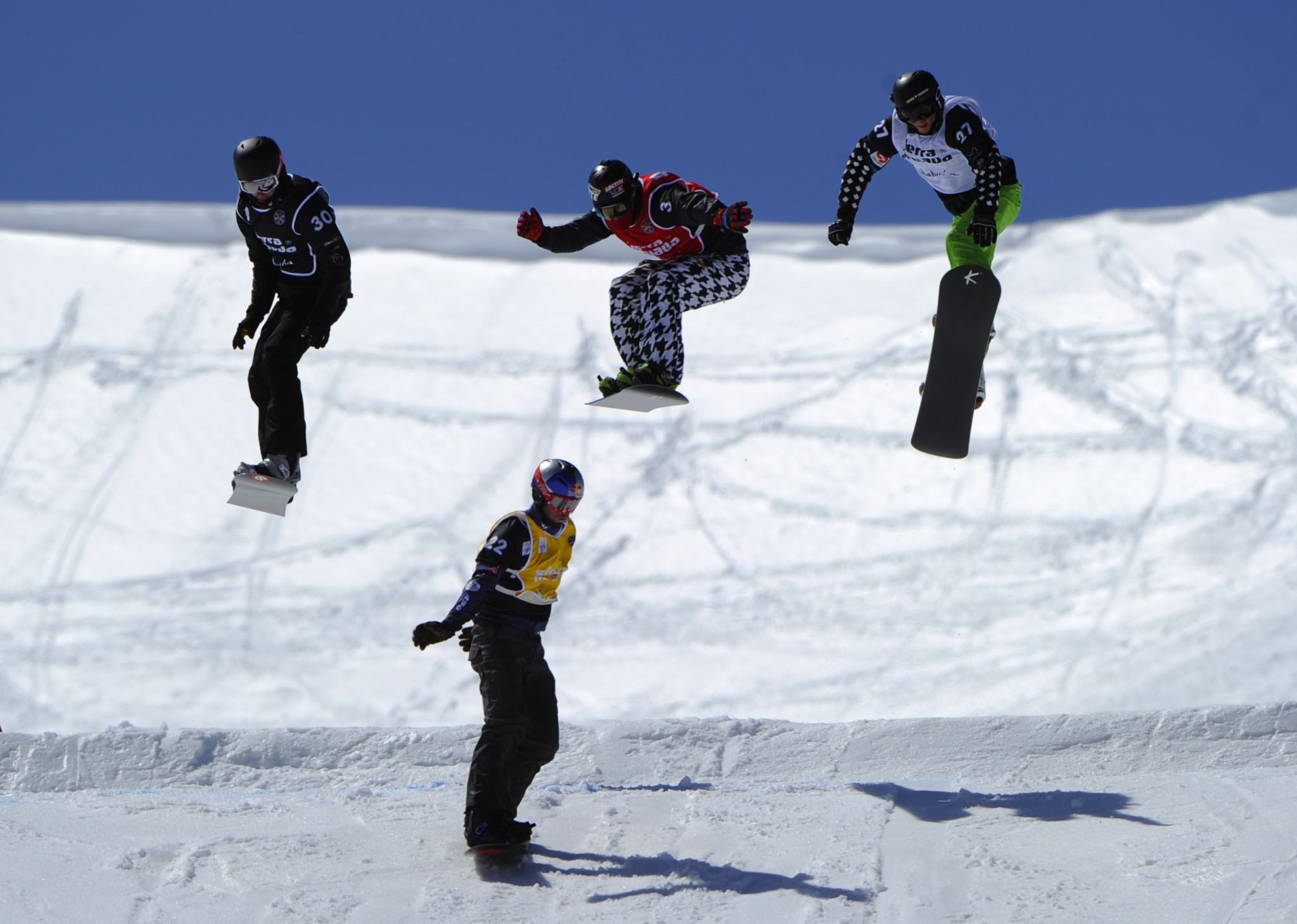 Snowboard disciplines will also be covered in the latest judging education courses ©Getty Images