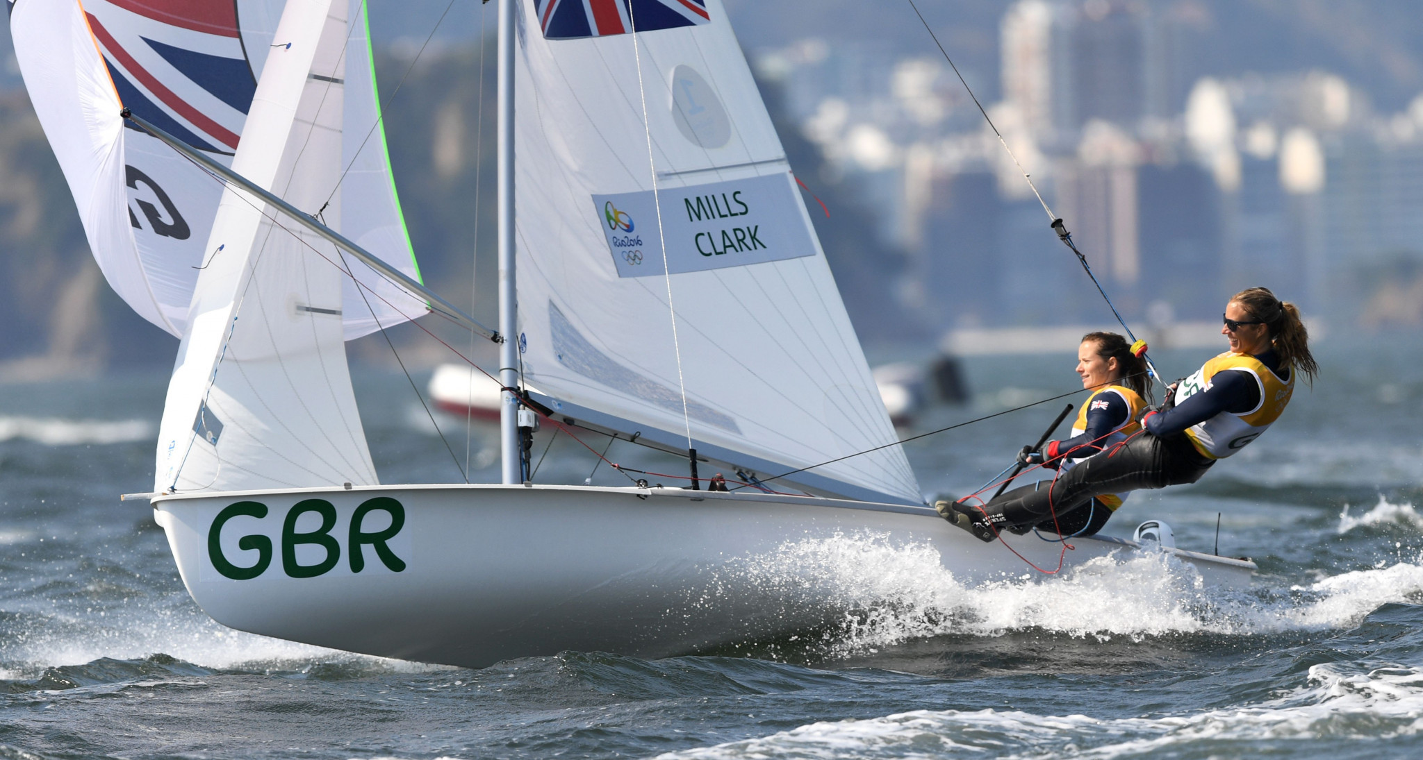 British sailors officially selected for re-arranged Tokyo 2020 Olympics