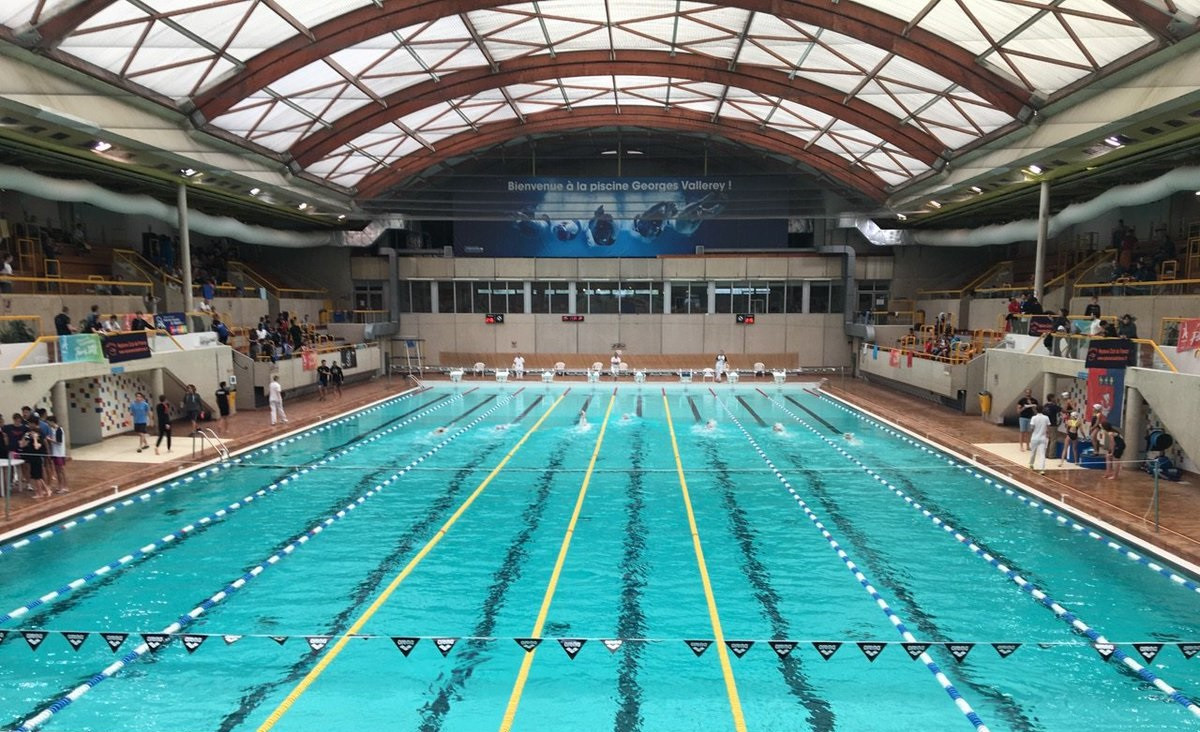 Paris to host opening leg of FINA Artistic Swimming World Series
