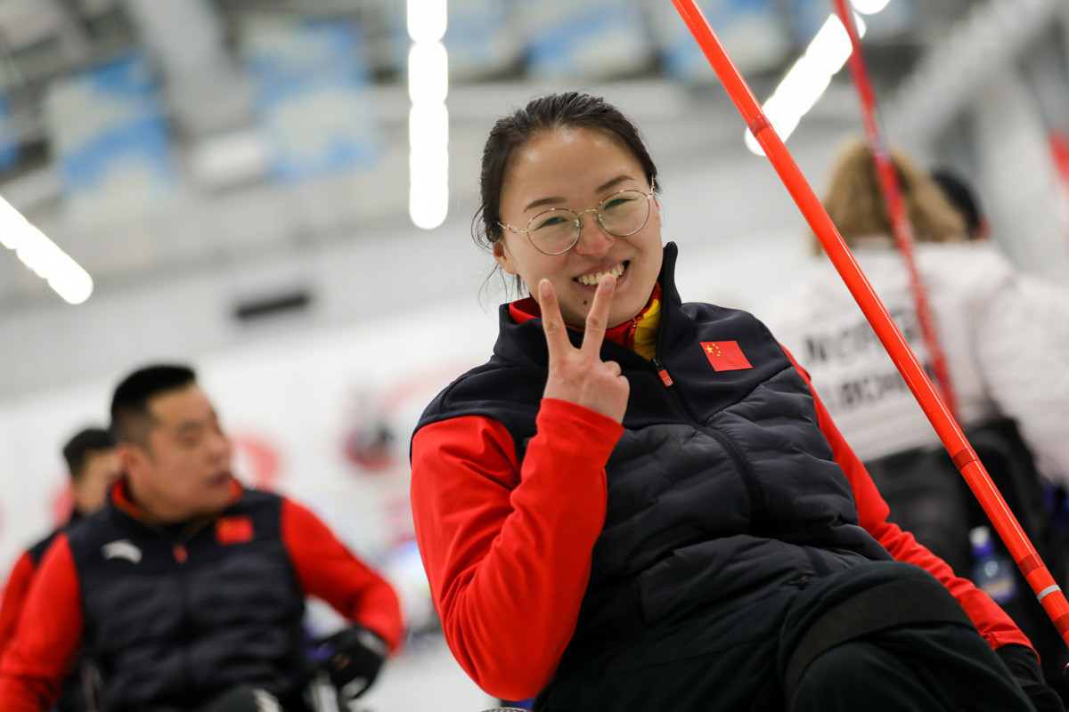 China remain unbeaten after round-robin phase of World Wheelchair Curling Championships