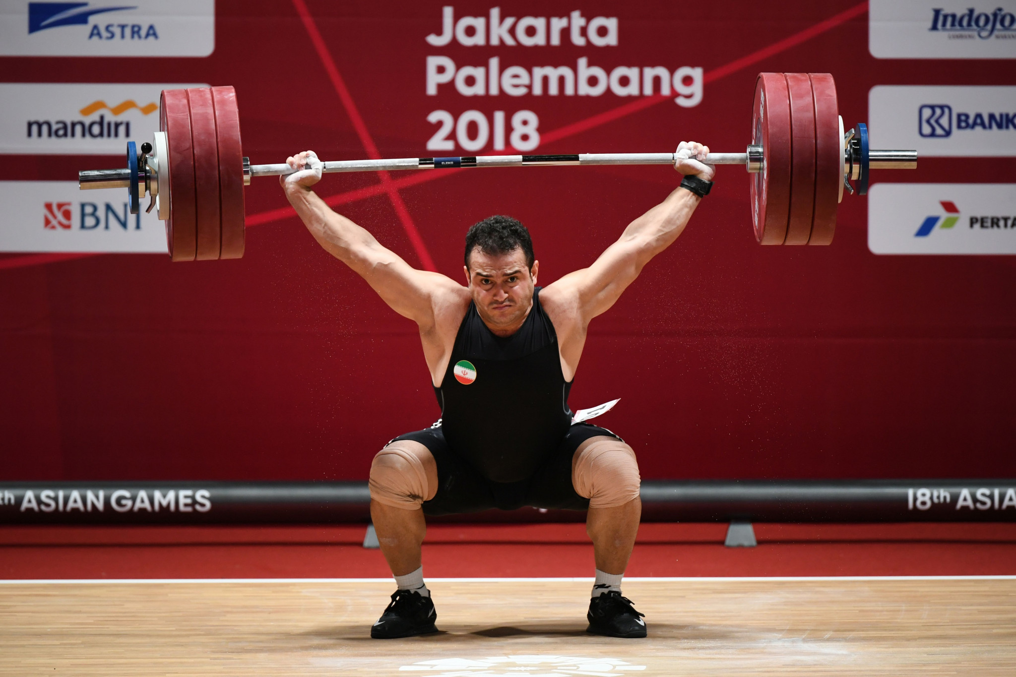Olympic champion Sohrab Moradi's hopes of qualifying for Tokyo 2020 have taken a further blow ©Getty Images