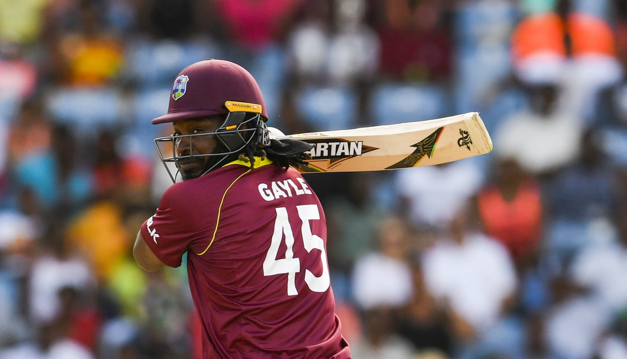 The Everest Premier League, which was due to feature West Indies player Chris Gayle, has also been postponed due to coronavirus ©Getty Images