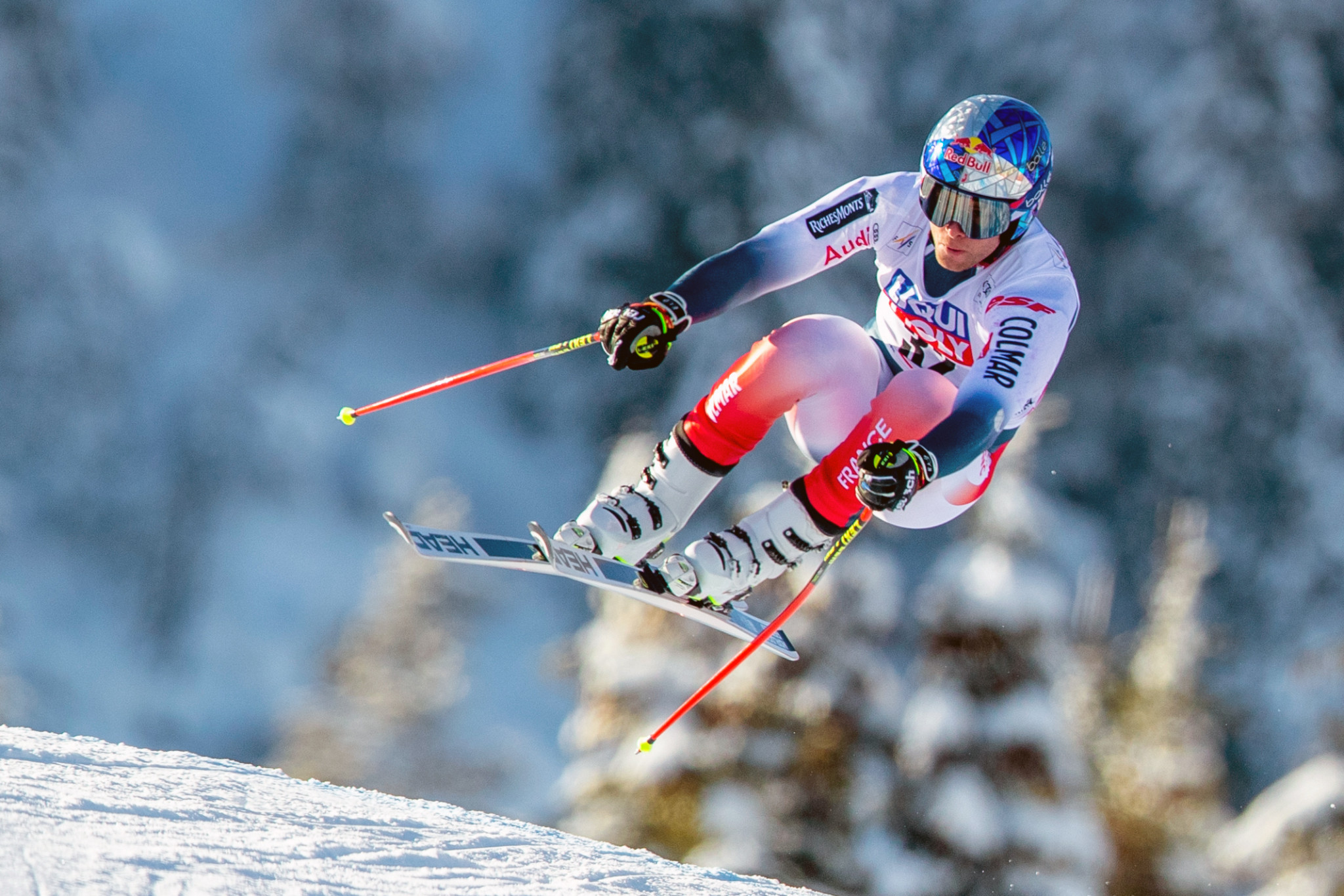 Pinturault aims to extend lead at FIS Alpine Ski World Cup in Kvitfjell