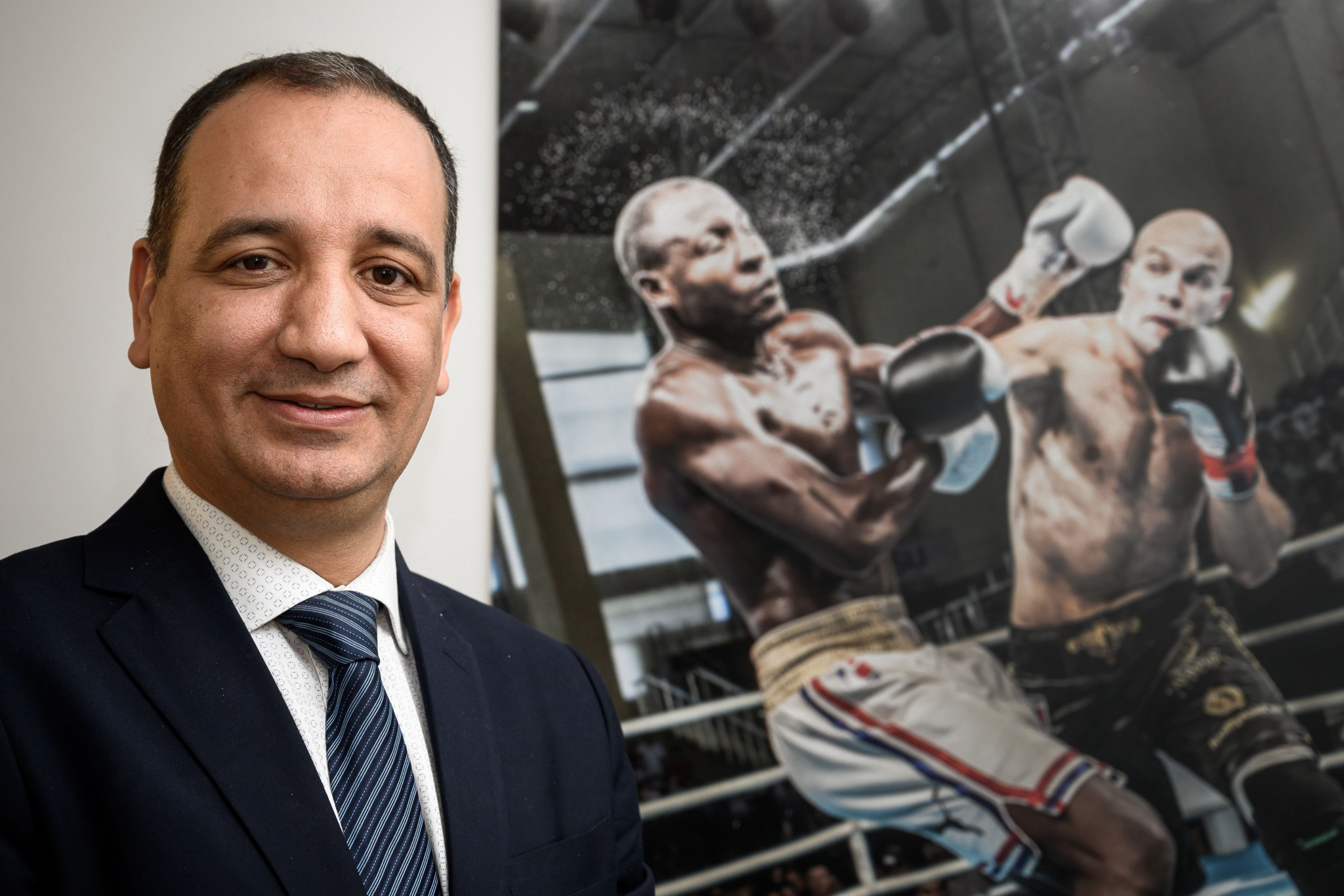 """Moustahsane says AIBA name """"linked to a lot of problems"""" as governing body ponders change"""