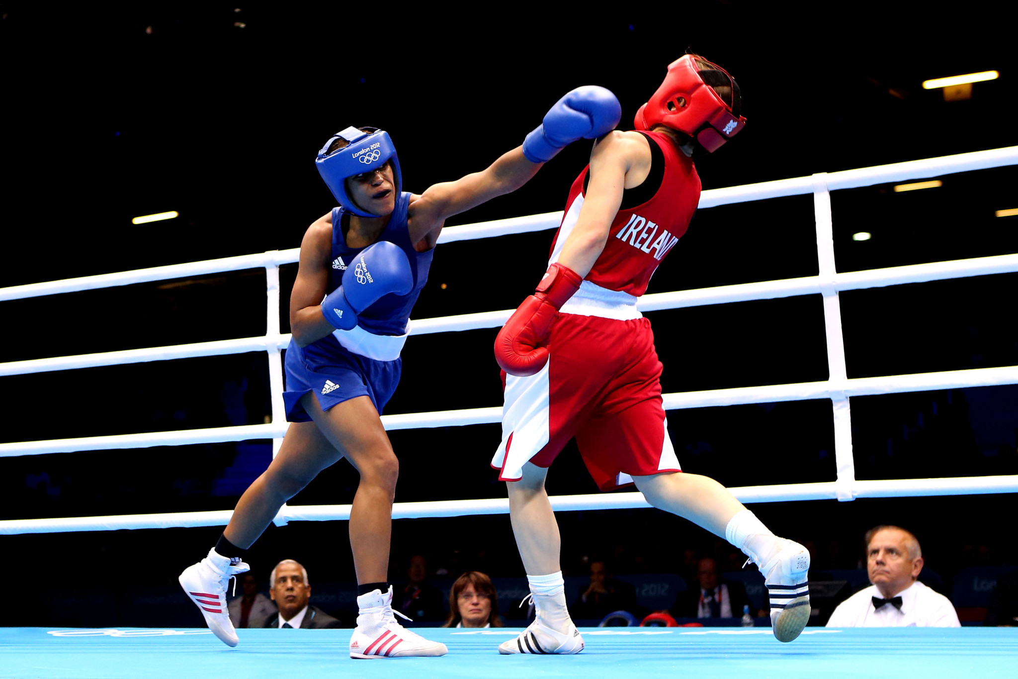 AIBA seek to add mixed team competition to boxing calendar