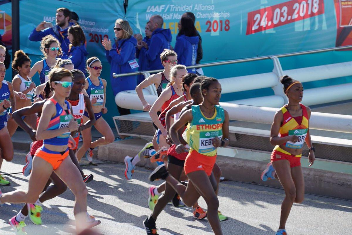 World Half Marathon Championships postponed until October as coronavirus precaution
