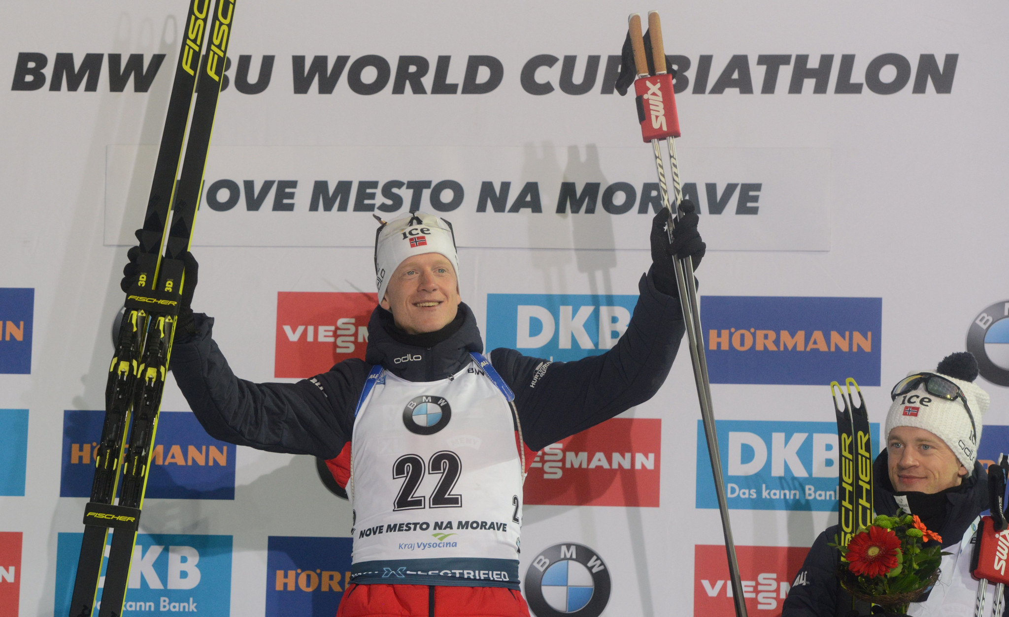 Bø claims men's 10km sprint victory at IBU World Cup in Czech Republic
