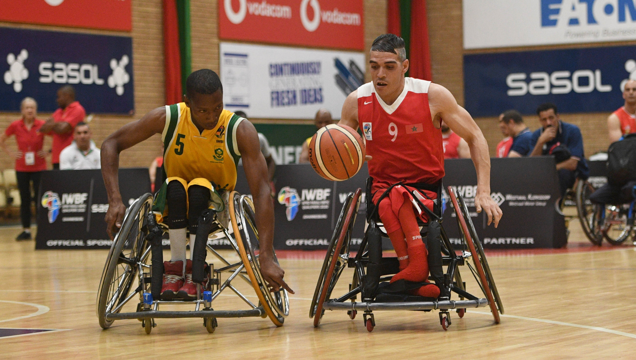 Algeria and Morocco to contest Tokyo 2020 place at IWBF Afro Paralympic Qualifiers