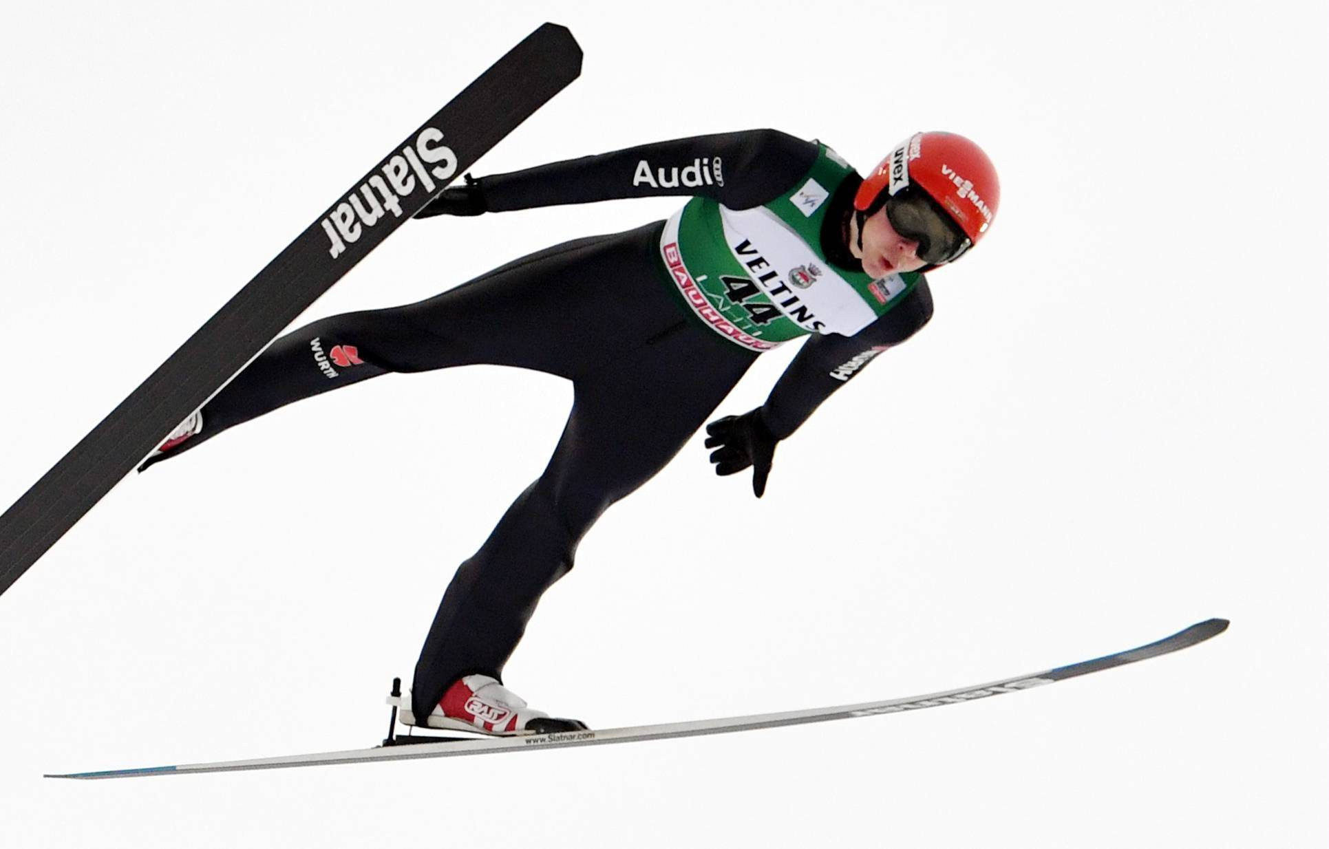 Schmid secures surprise qualification win at FIS Ski Jumping World Cup in Oslo