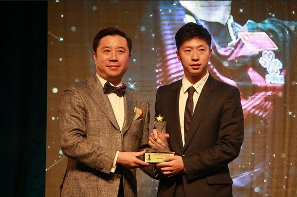 Chinese duo scoop main prizes at ITTF Star Awards