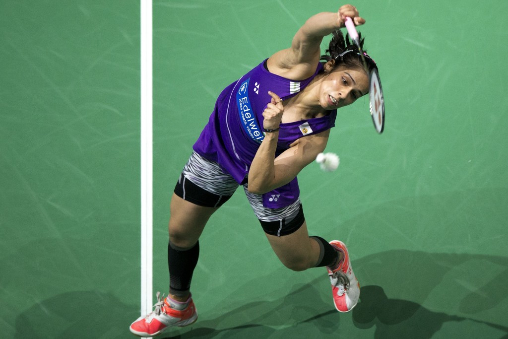 Nehwal reignites BWF Superseries Finals challenge by beating world number one Marin