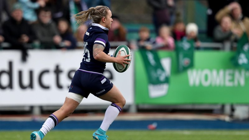 Women's Six Nations match postponed after Scottish player tests positive for coronavirus
