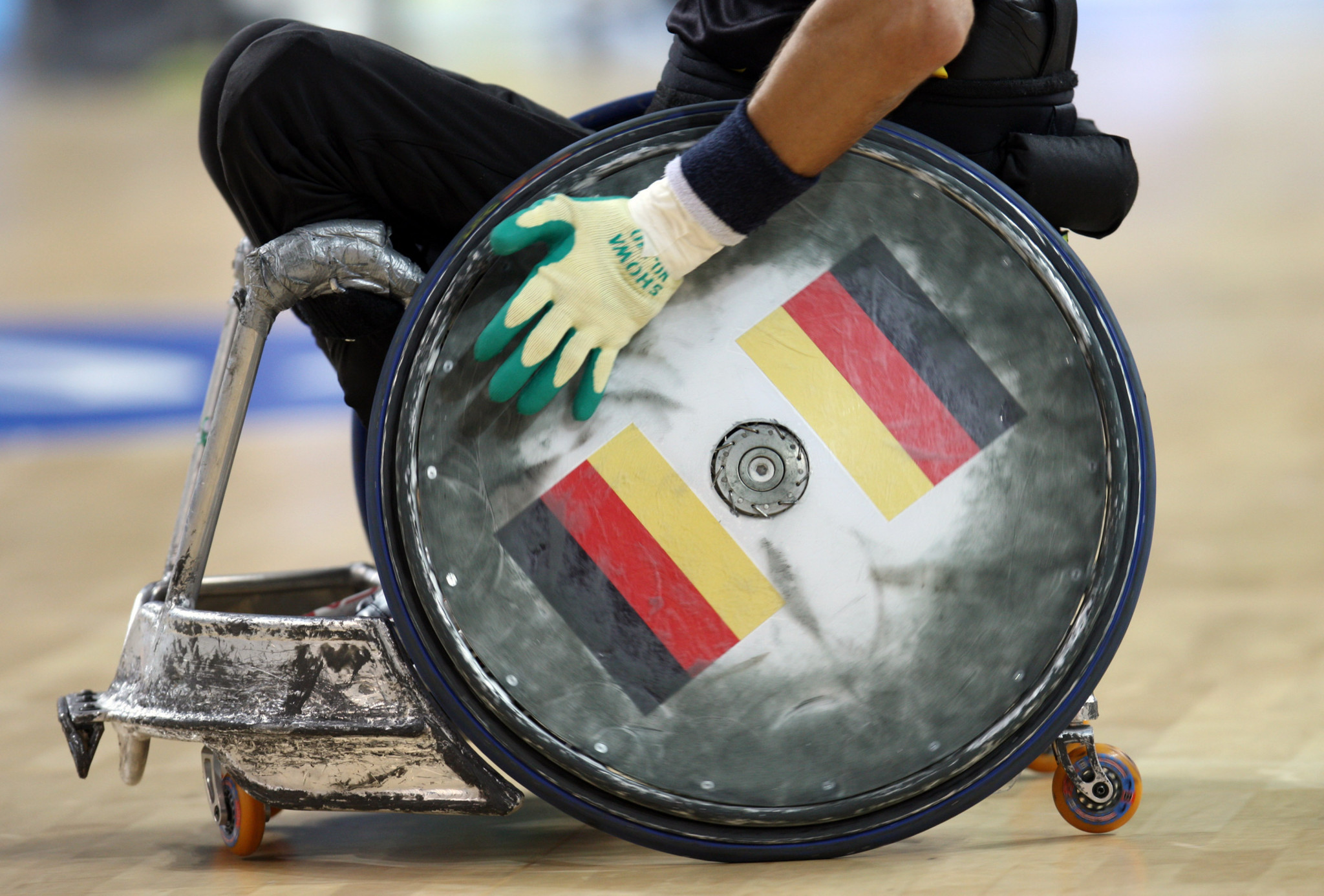 France and Canada remain unbeaten at Tokyo 2020 wheelchair rugby qualifier