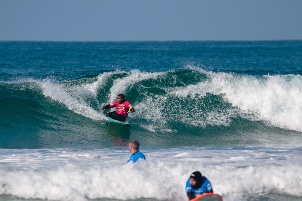 The ISA World Para Surfing Championships is set to break participation records ©ISA