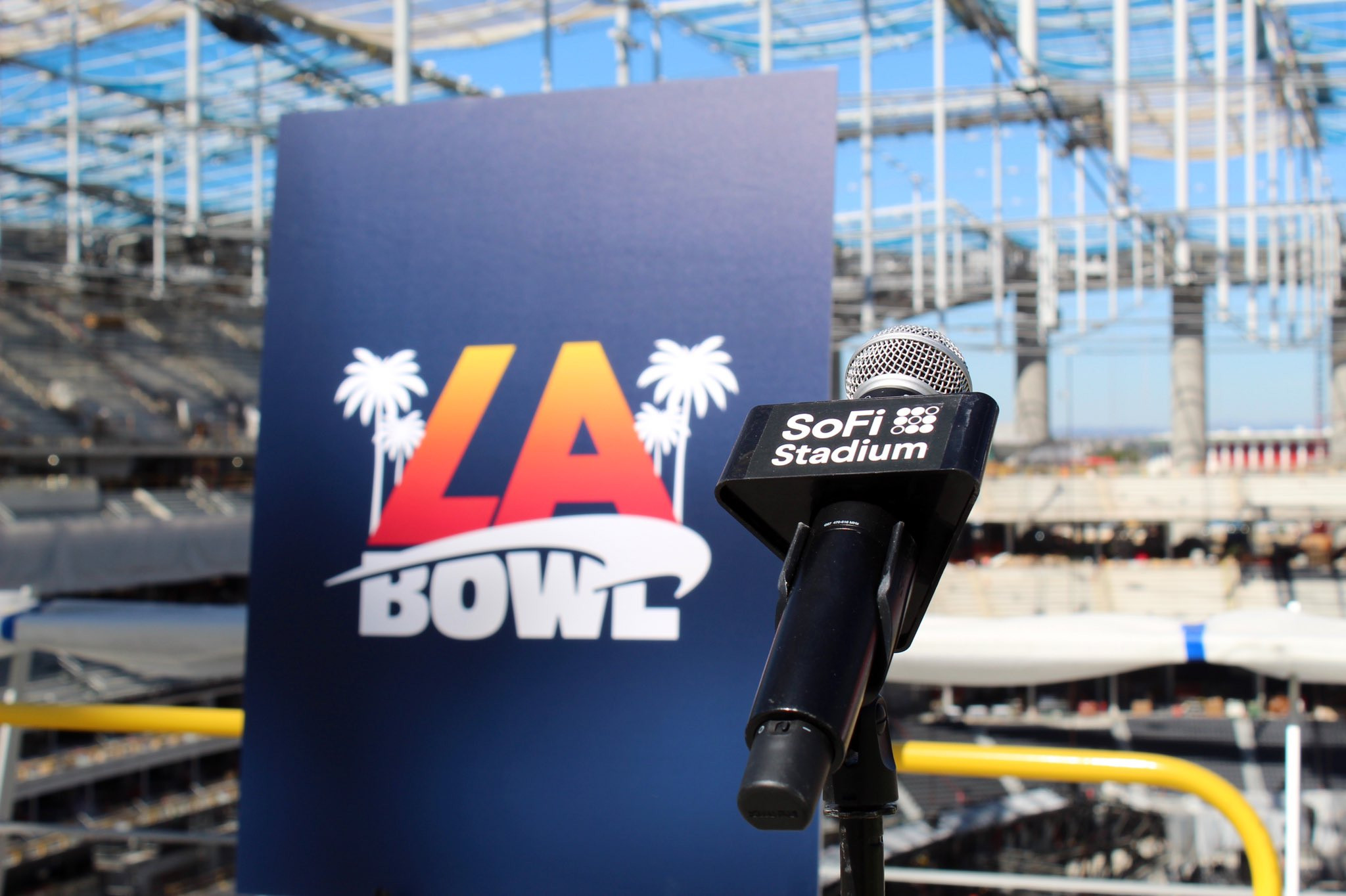 Los Angeles Opening Ceremony Stadium launches new end-of-season college football bowl game