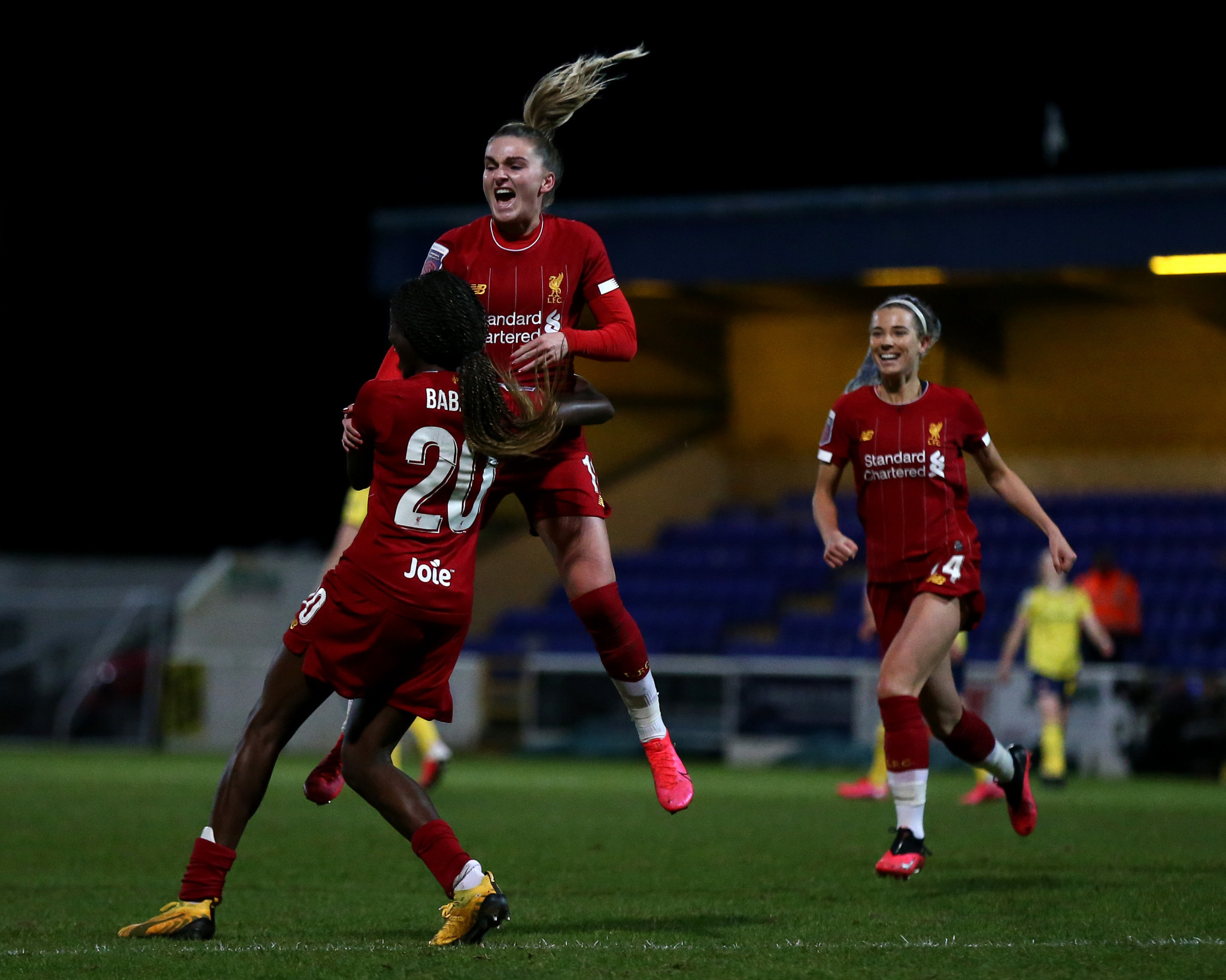 Liverpool Women are battling relegation this season due to a lack of finances and resources ©Getty Images