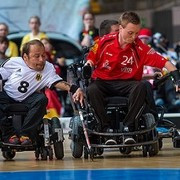 Entrants for 2016 Powerchair Hockey European Championships revealed by IWAS