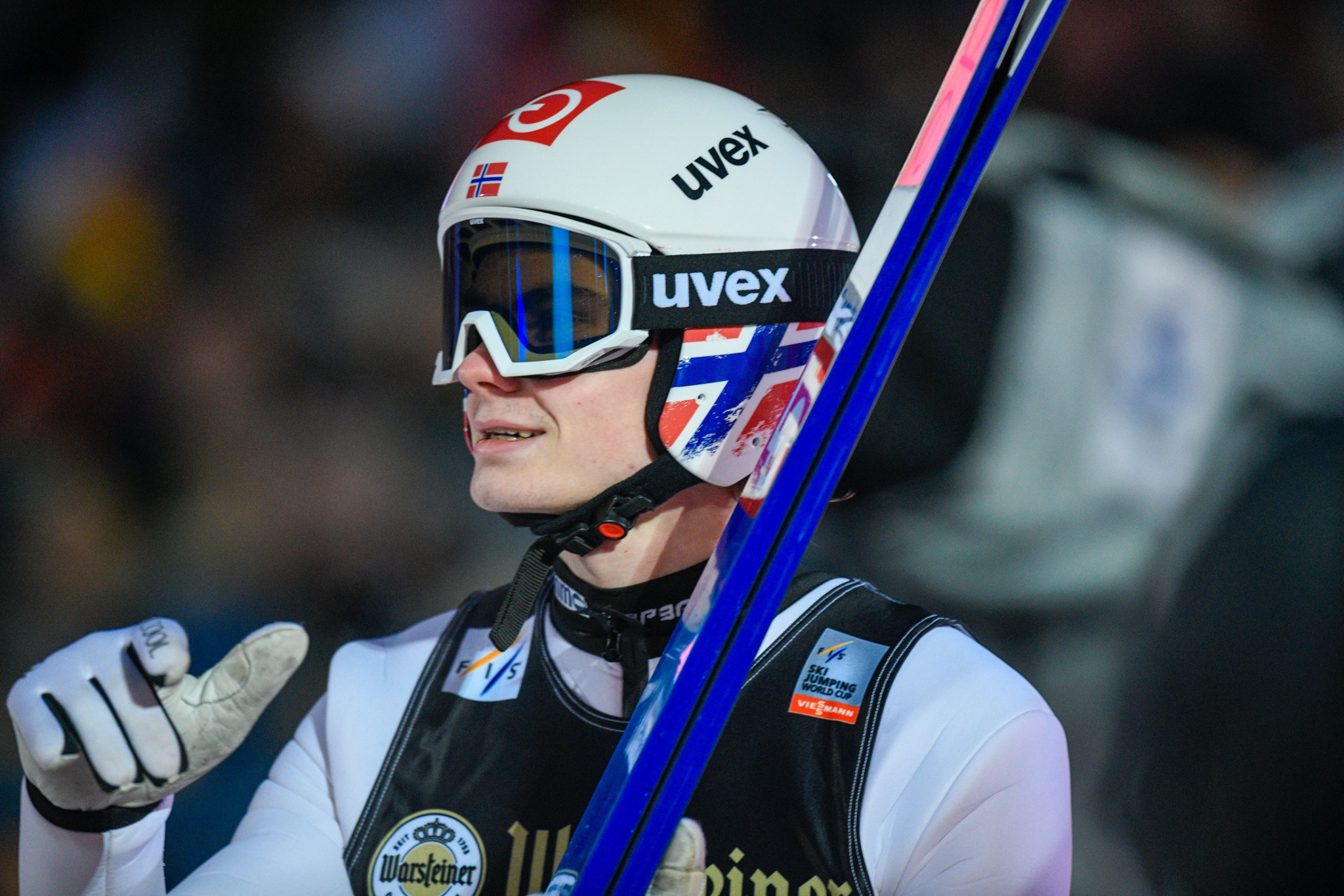 Norway win team gold at home FIS Ski Jumping World Cup