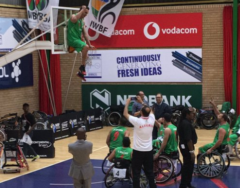 Algeria edge Morocco to qualify for Tokyo 2020 at IWBF Afro Paralympic Qualifiers
