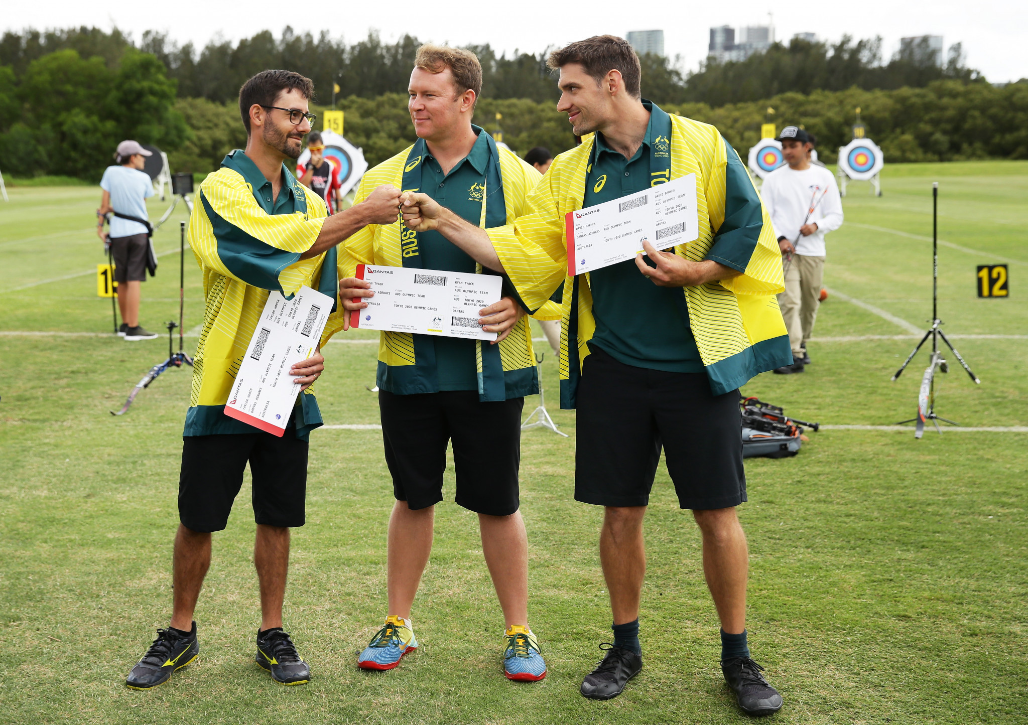 Barnes returns to Australian Olympic archery team after 16-year absence