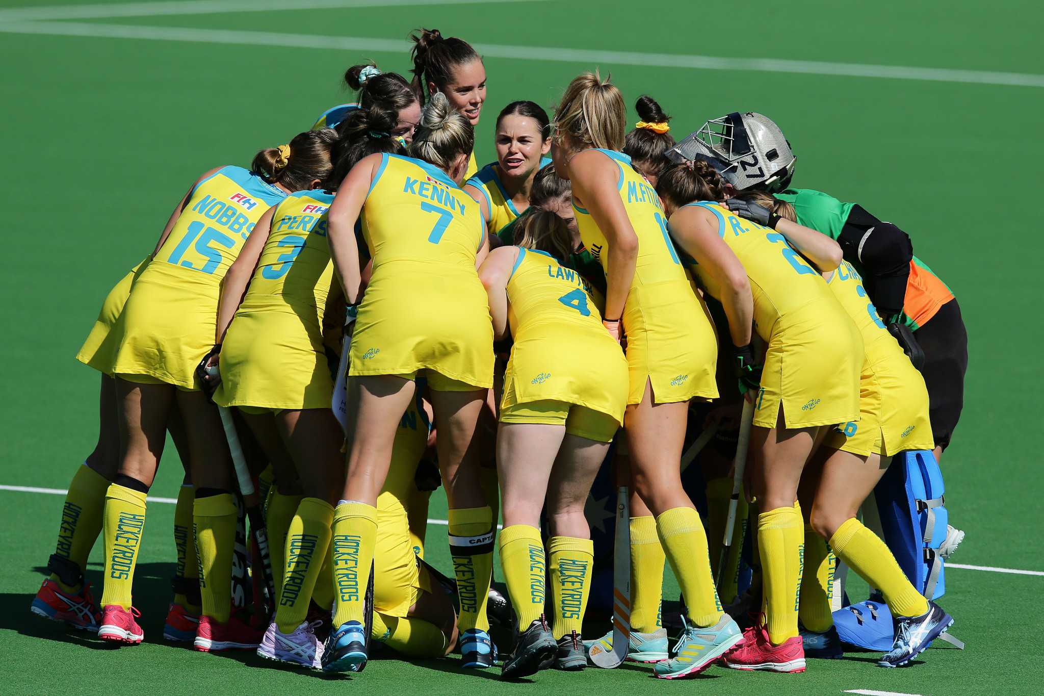 "European games ""on hold"" as Hockey Australia suspends international travel"